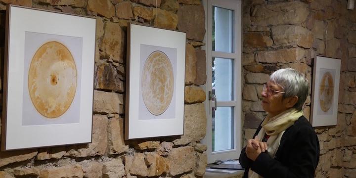 Exposition Valérie Graftieaux Médiathèque de Cernay