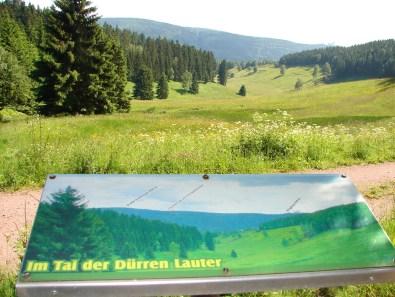 """Im Tal der """"Dürren Lauter"""""""