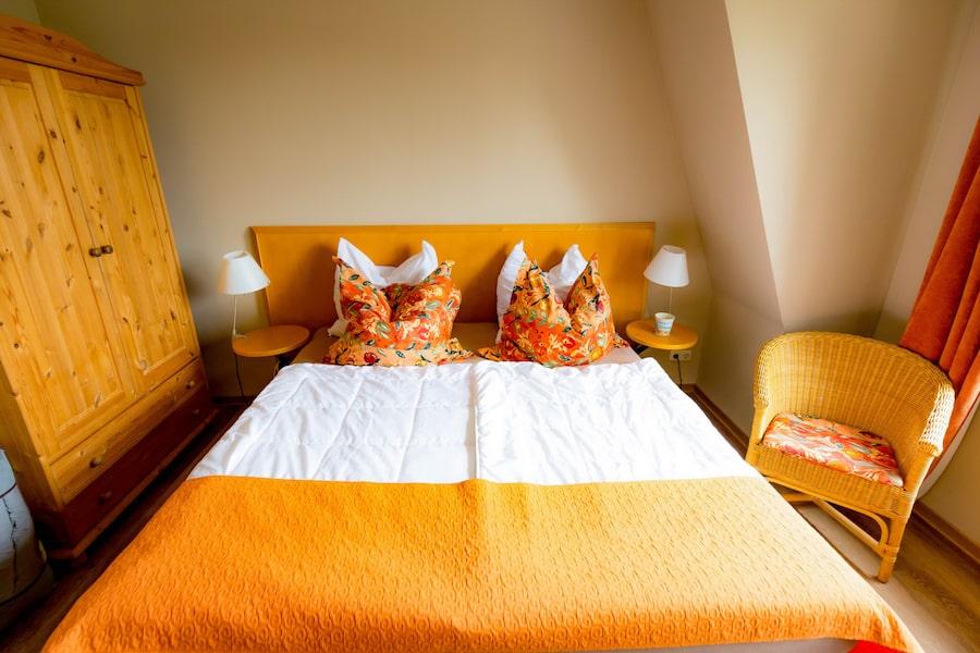9 von 10 Urlaubern loben unsere Betten