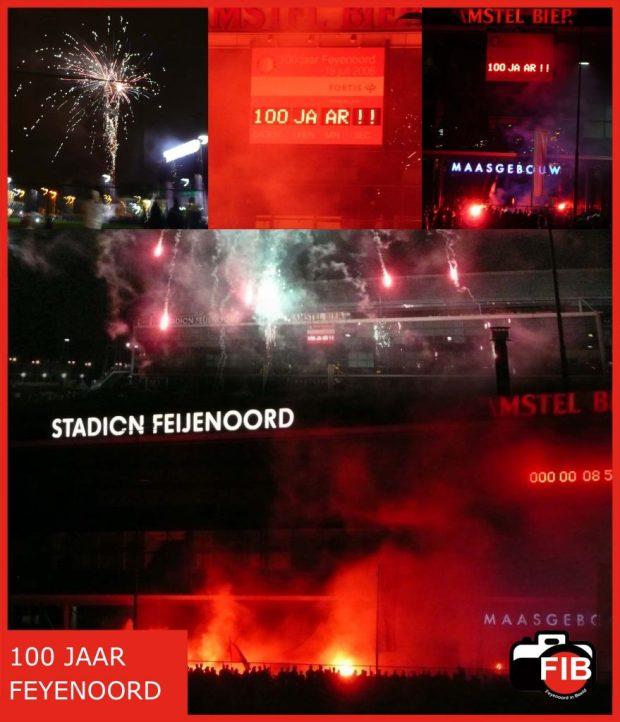 100 jaar Feyenoord collage