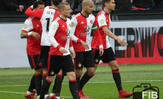 Feyenoord Speelde Haar Eerste Thuiswedstrijd Van  Tegen Ado Den Haag Het Thuispubliek Van Feyenoord Kon Vandaag Genieten Van De Rentree Van Robin Van