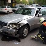 Verkehrsunfall 12. April