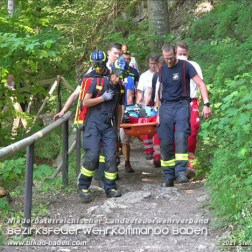20210619 Person in Notlage Baden Helenental
