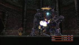 Final Fantasy X Qutes Les Ruines DOmega Final Fantasy Heroes