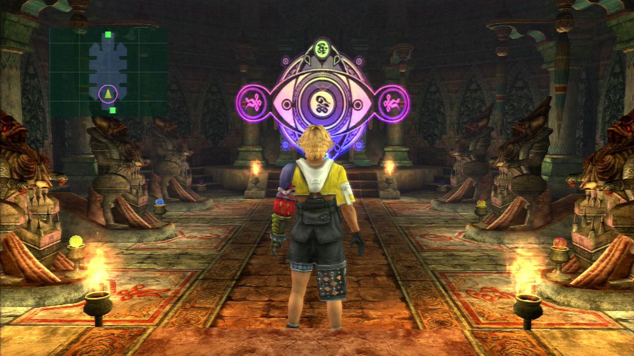 Final Fantasy X Qutes La Chimre Anima Final
