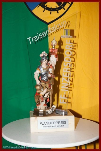 Wanderpokal Traisental-Cup