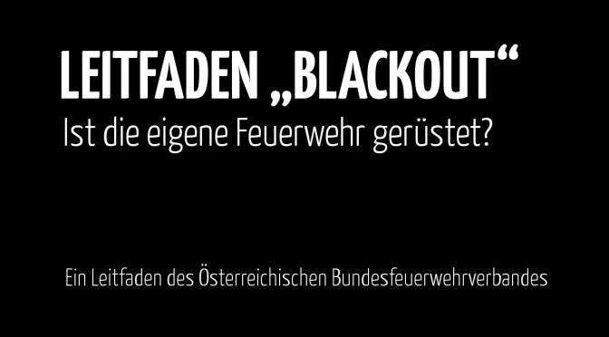Blackout Leifaden