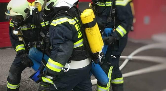 Videorückblick auf unsere letzte Branddienstübung
