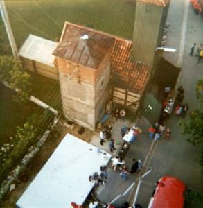 1977 Geraetehaus Hotteln am Thie