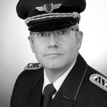 Maik KreutzkamOrtsbrandmeister2016 -
