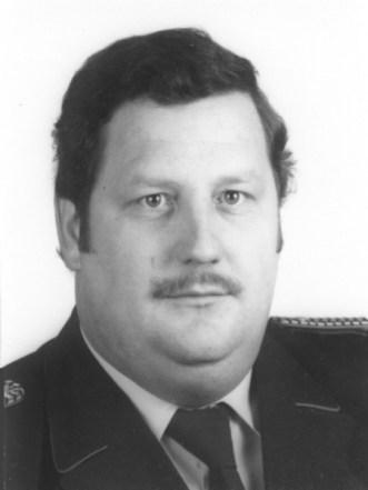 Heinrich GerberWehrführer1988 - 2004