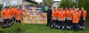 Jubiläumsfest der FFW Hotteln, 17.-19. Juli 2015