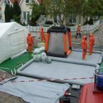 Gefahrguteinsatz 2012 am Kleks.