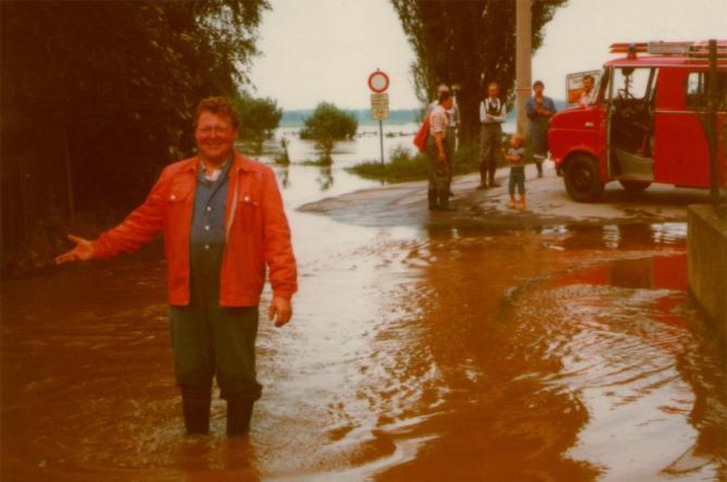 Hochwasser 1981