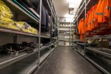 Kleiderkammer Einsatzabteilung