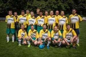 Die Alfelder Mannschaft