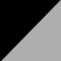 schwarz/graumeliert