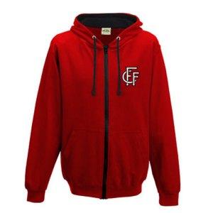FFC Contrast Zipper