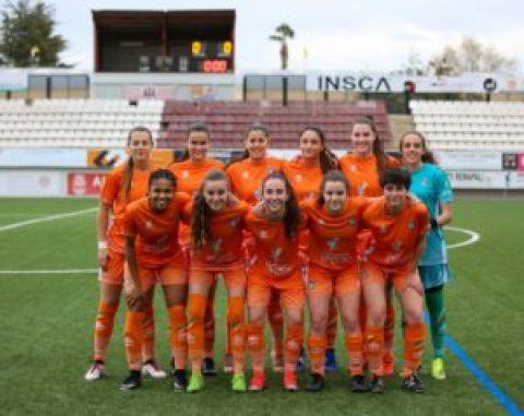 Debut de la Selección Valenciana sub21 femenina en Onda