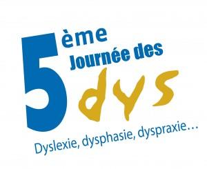 Logo 5ème journée Dys