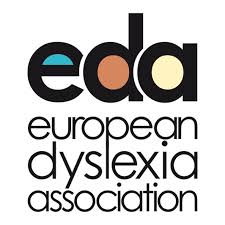 Logo EDA european dyslexia association