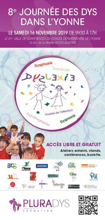 Journée Dys Yonne