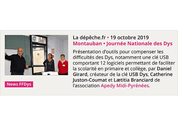 Montauban. La Journée Nationale des Dys - La Dépêche.fr