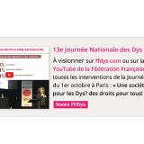 La 13e Journée Nationale des Dys en Vidéo !