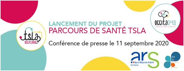 Présentation du nouveau parcours de santé Troubles du langage et des apprentissages en Occitanie