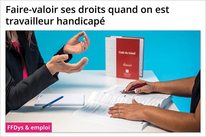 Faire-valoir ses droits quand on est travailleur handicapé Image_CUsai_de_Pixabay