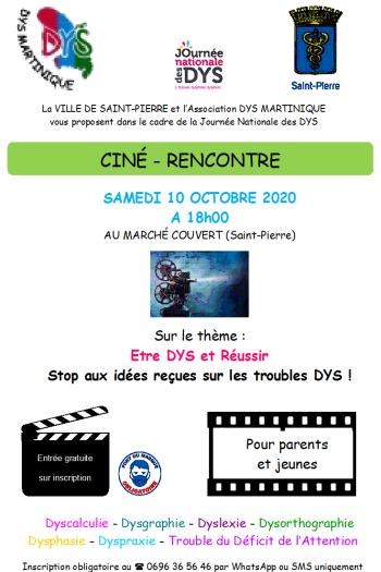 14e Journée des DYS - Saint-Pierre (97)