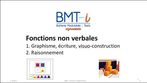 """Télécharger les PowerPoint du webinaire """"Découvrir la BMT-i"""""""