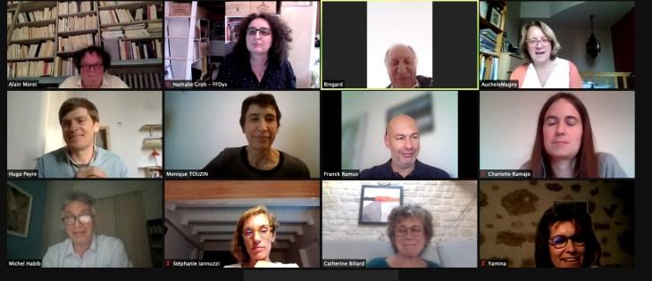 Le Comité scientifique de la FFDys