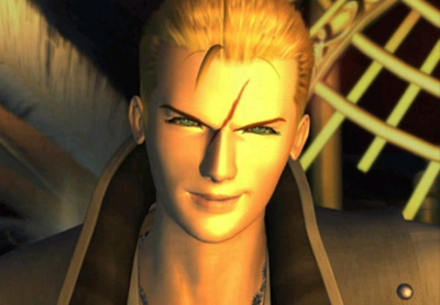 Final Fantasy 8 FF8 Fiche Personnage De Seifer Almasy