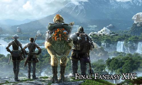 Final Fantasy 14 FF14 Final Fantasy Fury