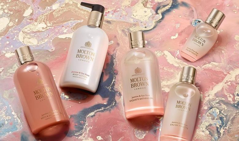 Image result for molton brown jasmine and sun rose