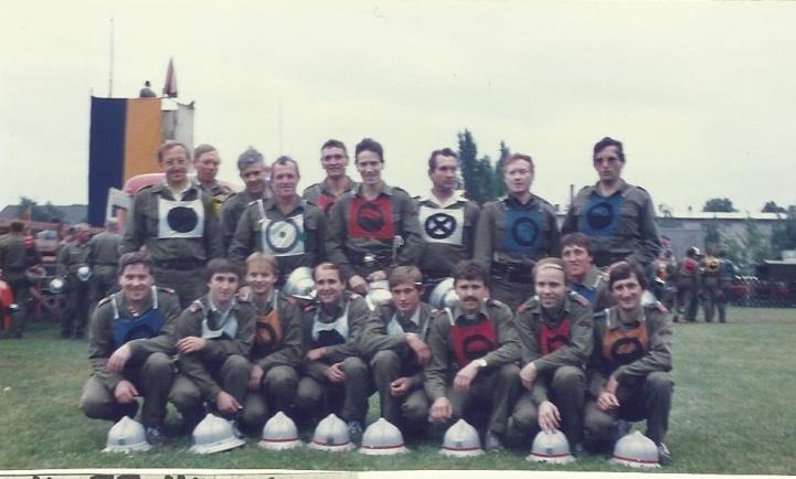 FF Kürnberg Bewerbsgruppe 1985