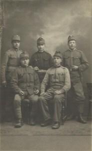 Gruppenfoto Kameraden