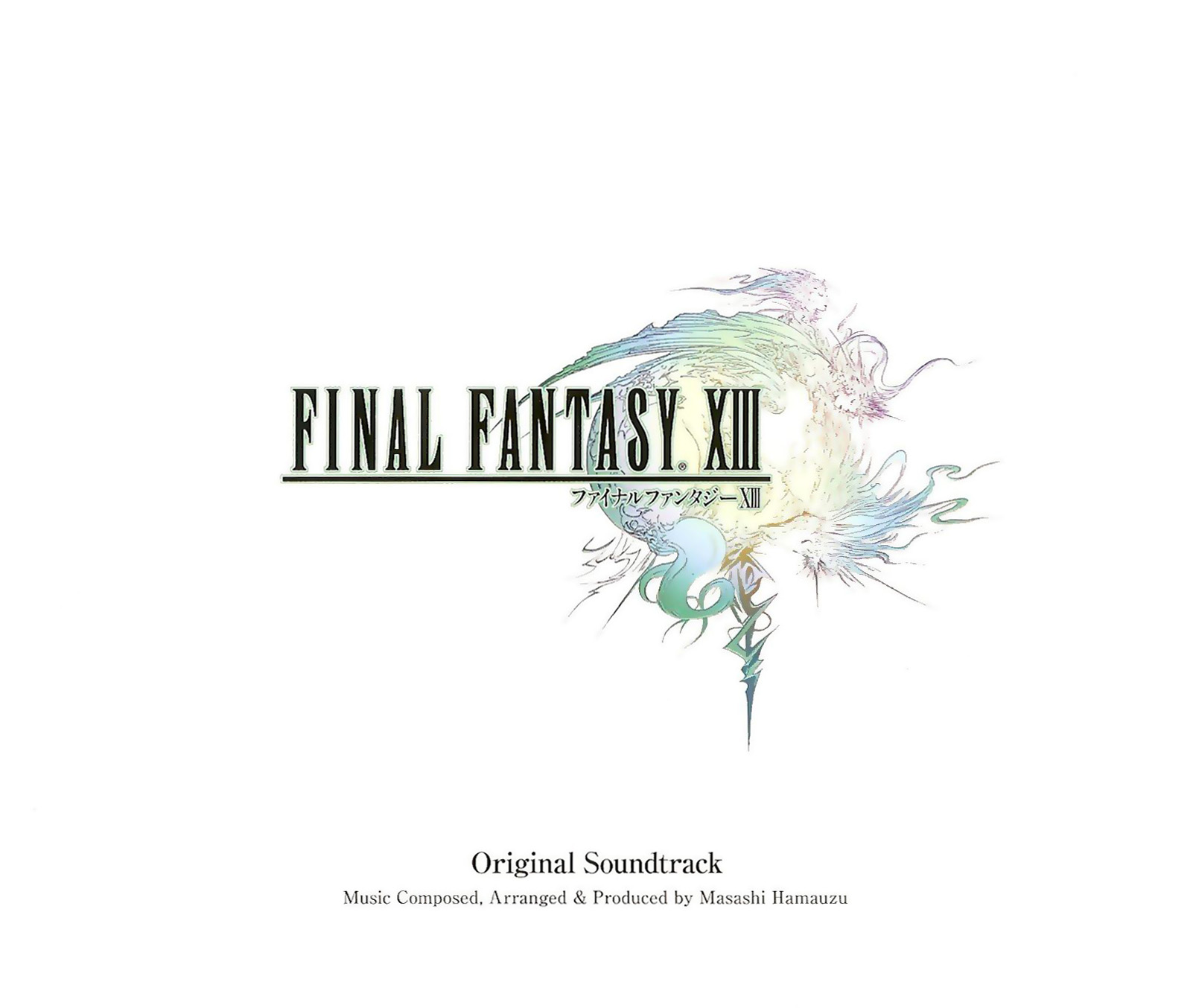 Final Fantasy XIII Original Soundtrack OST MP3 Downloads