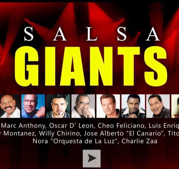 """""""Salsa Giants"""" saldrá a la venta este verano"""