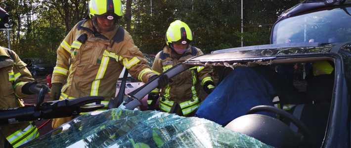 Gemeinsamer Übungstag mit der Feuerwehr Badenstedt