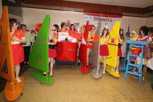 1. Platz Kategorie Schön: Lifeguards