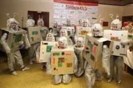 1. Platz Kategorie Originell: Die Robothurner