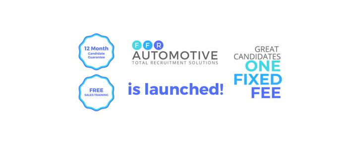 FFR Automotive Launches - PG Automotive team leaves
