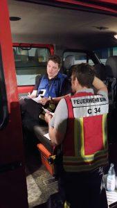 Unwettereinsatz in Bad Godesberg 05.06.2016