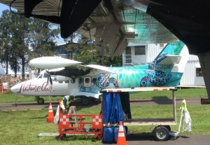 19-seater De Havilland Twin Otter Aircraft