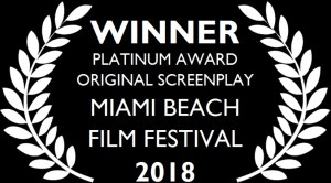 Winning Laurels for Wereteen at Miami Beach Film Festival 2018 B & W