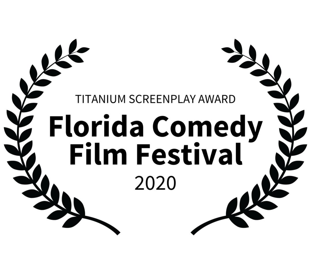 Flat Squirrel Best Screenplay Laurels Florida Comedy Film Festival 2020