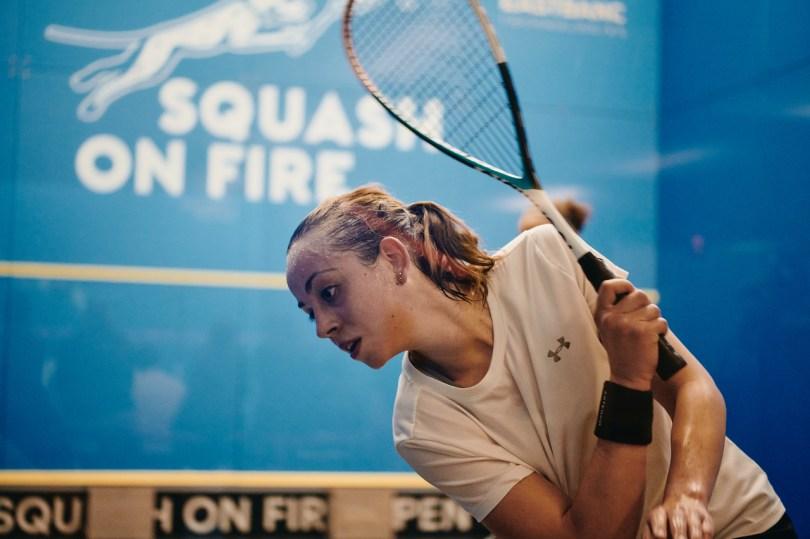 FFSquash Championnat du monde 2020-2021 Présentation femmes Photo 7