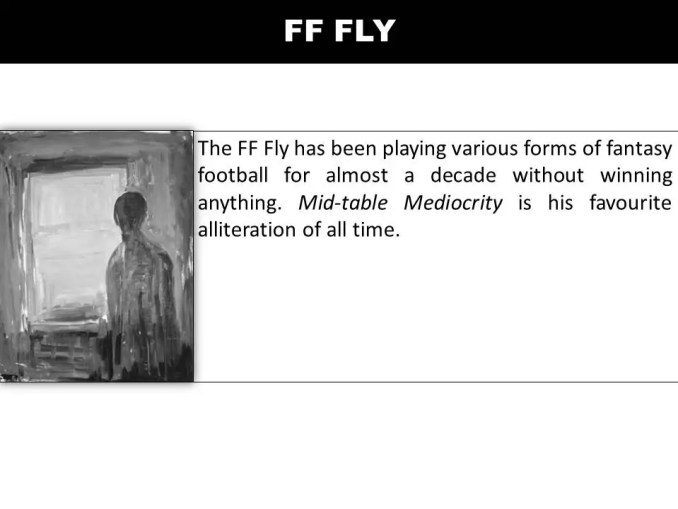 FF Fly Profile